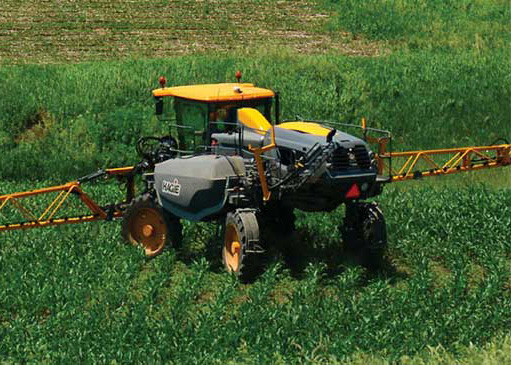 Hagie Parts DTS Sprayers